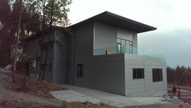 钢结构别墅- 四川远急中艺钢结构有限公司